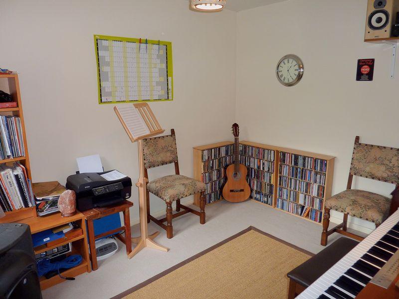 Ground Floor Bedroom Four / Office