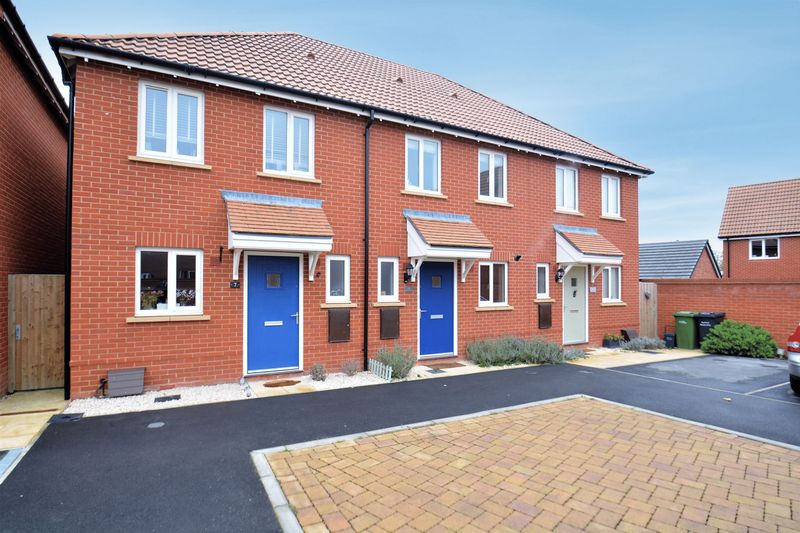 2 Bedrooms Property for sale in Mistletoe Mews, Harwell, Didcot