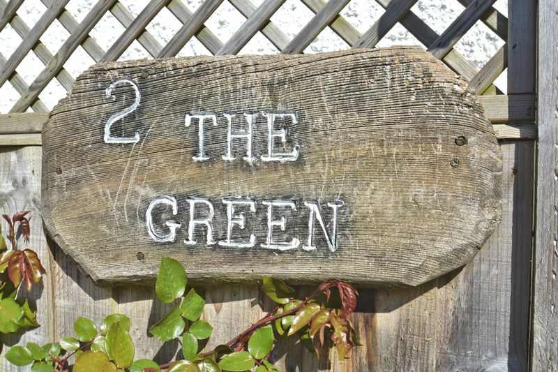 The Green, Chilton