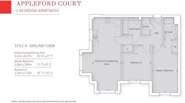 Appleford Court