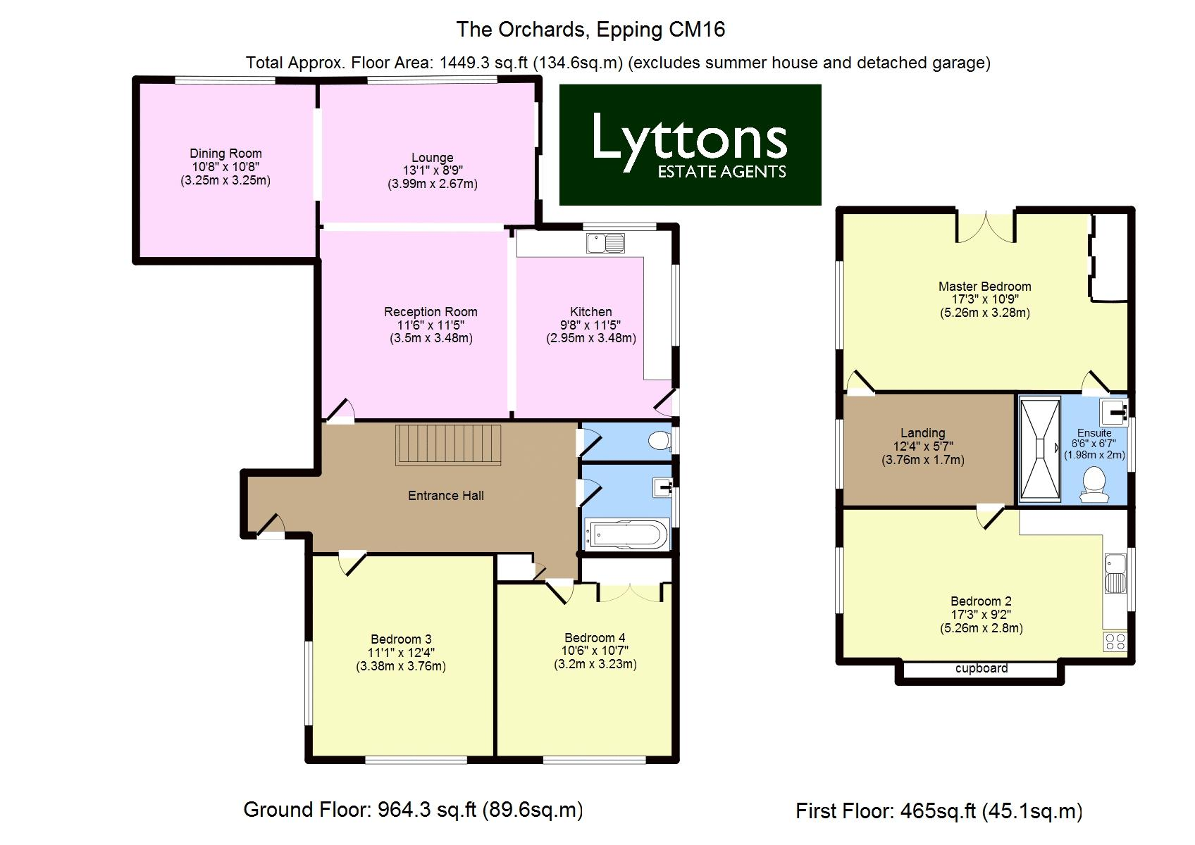 The Orchards, Epping Floor Plan