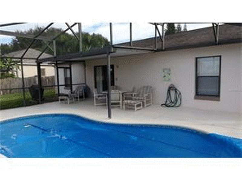 Well Maintained Pool Home