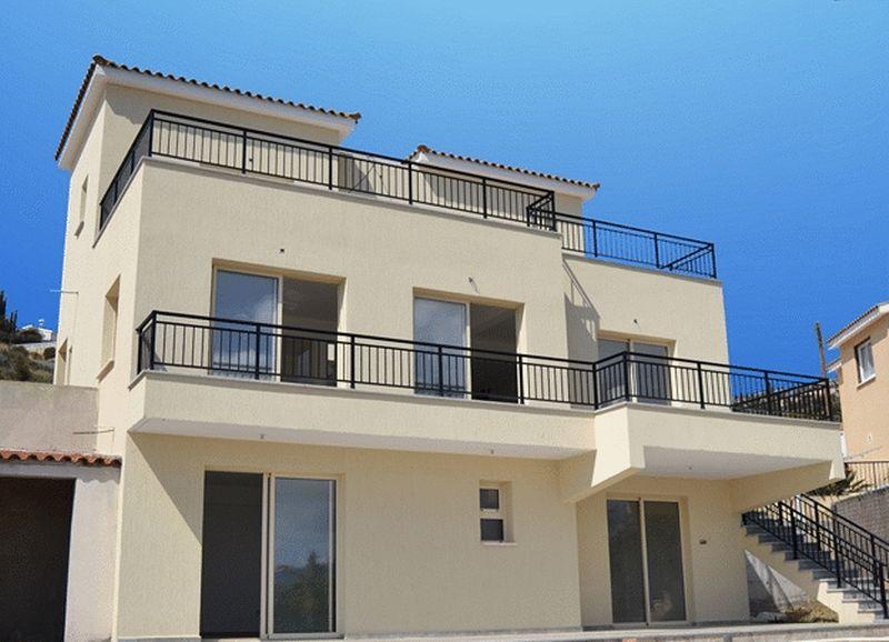 Prime Location Villa Paphos