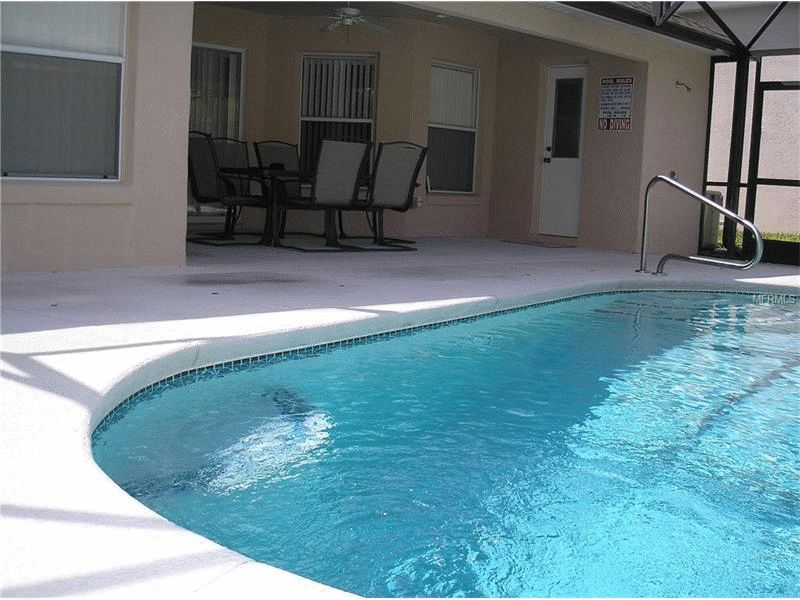 Resale Pool Home