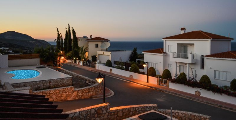 Vacant Lot for Stunning Villa Paphos