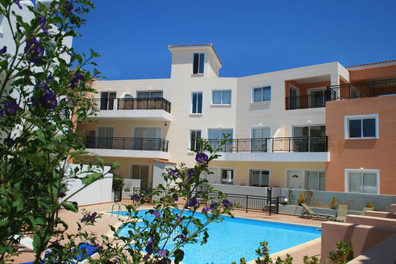 Gated Complex Apartment Paphos