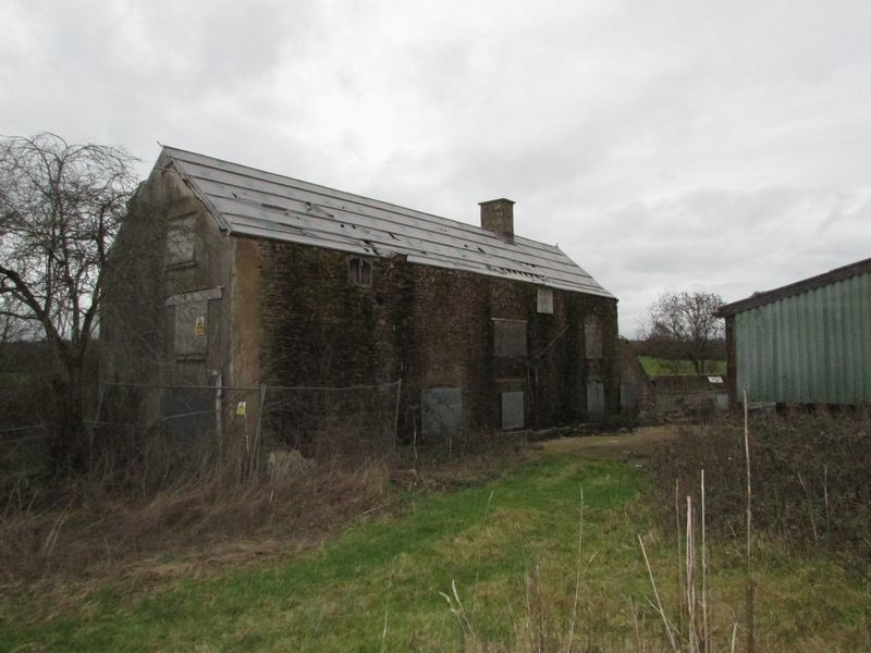 Rear of Farmhouse