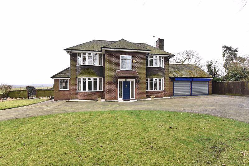 Agden Park Lane