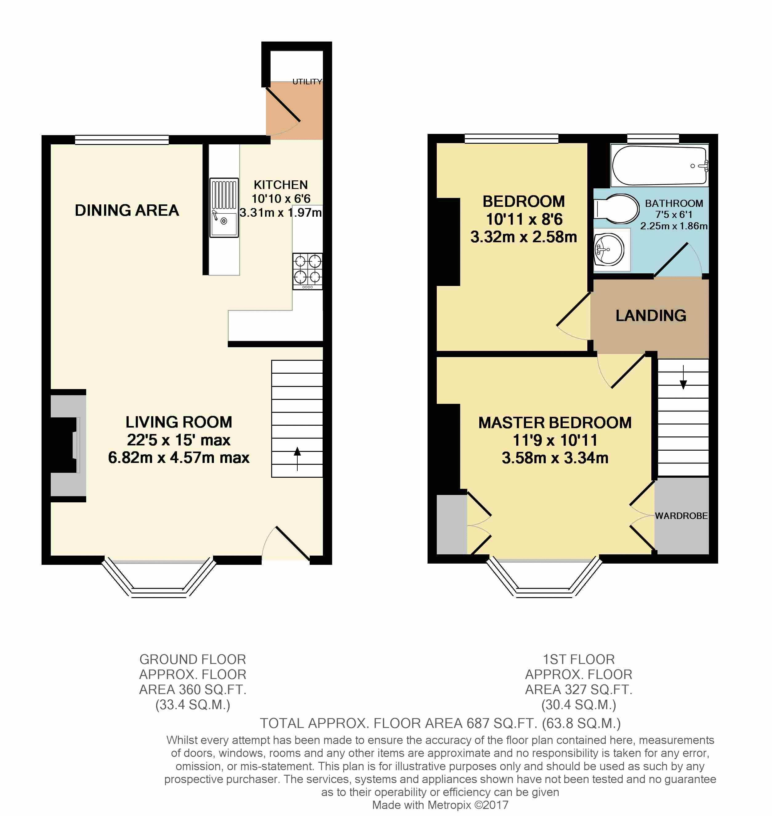 10 Landing Lane Floor Plan