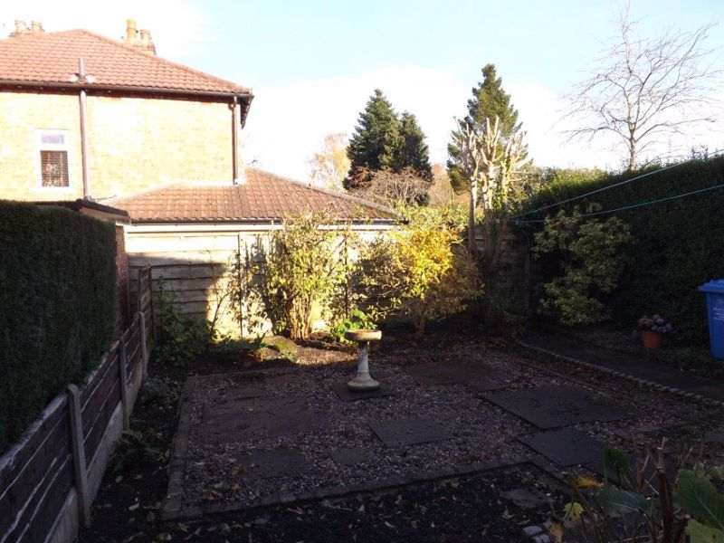 Perry Road Timperley