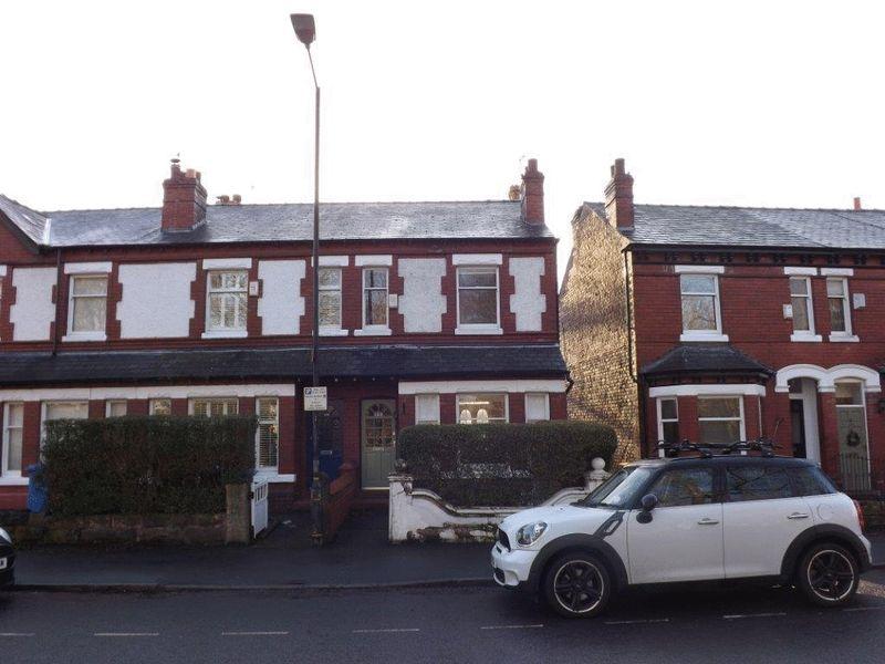 Stamford Park Road Hale