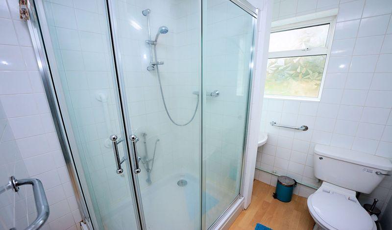 Big shower area