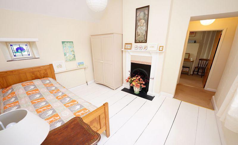 Wide boards, narrow fireplace