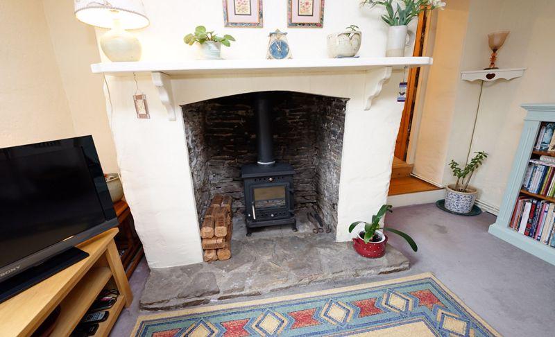 Period fireplace