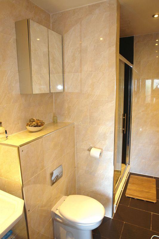 Superb shower room