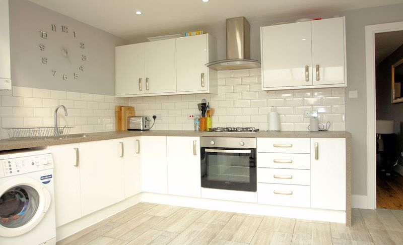 Fitted oven hob etc.