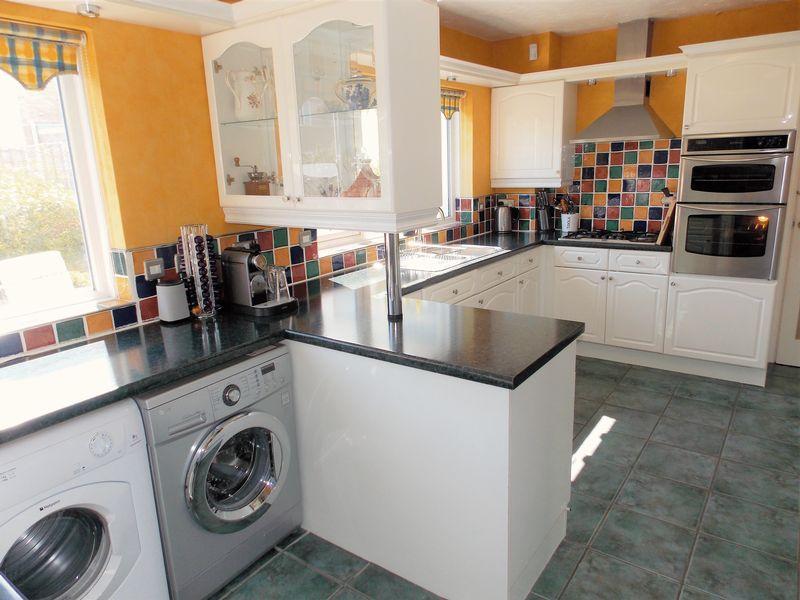 Kitchen & Utility Area