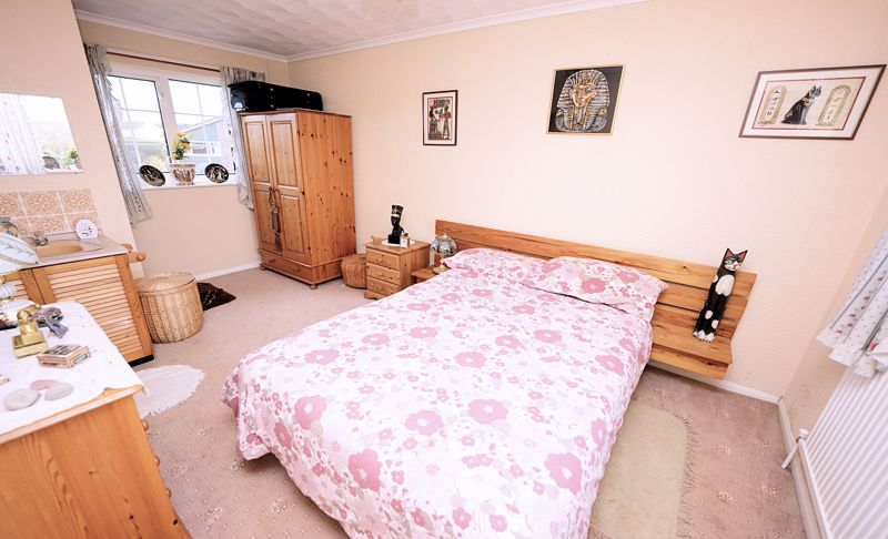 Bedroom 1 with shower en suite