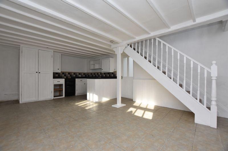 Annex open plan living area