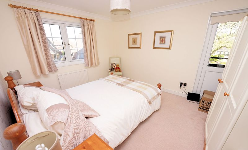 Fourth double room