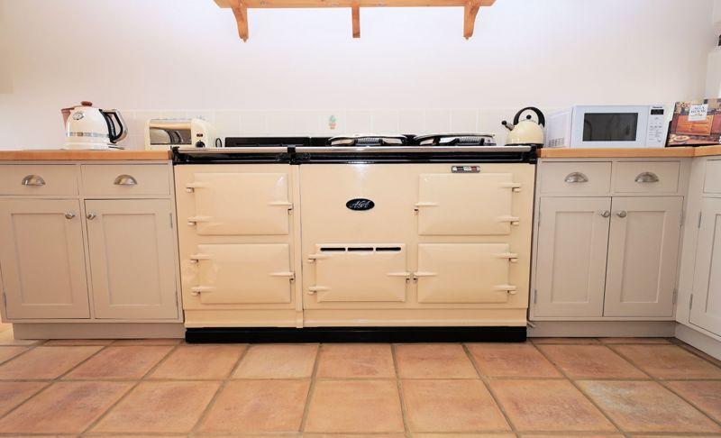 Four oven Aga