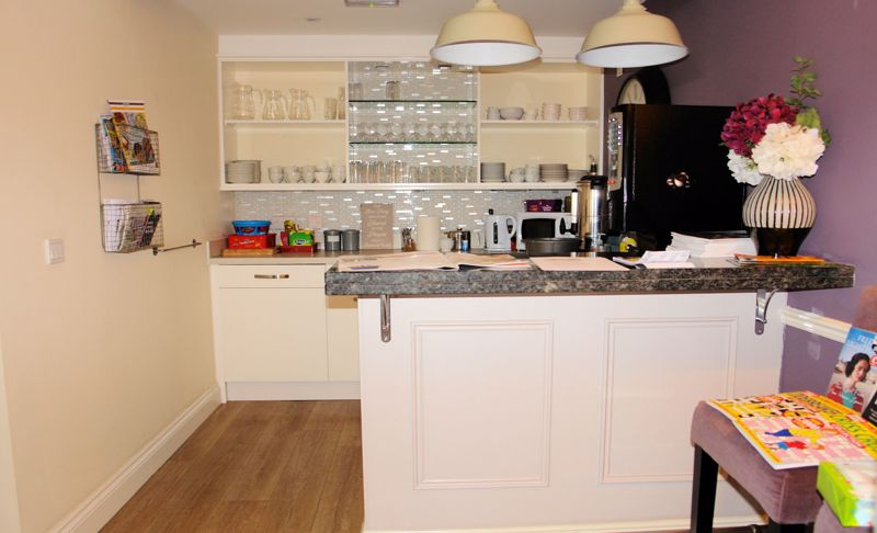 and kitchen-bar