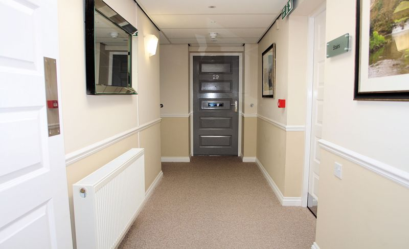 Well maintained halls