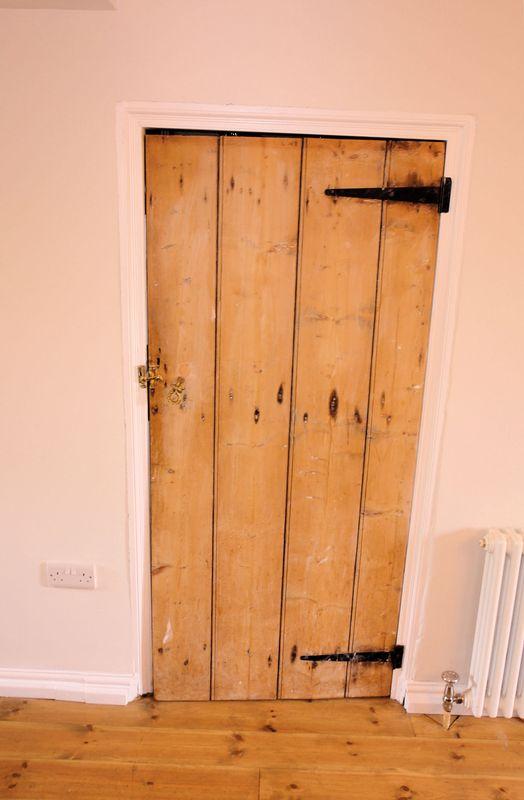 Plank doors