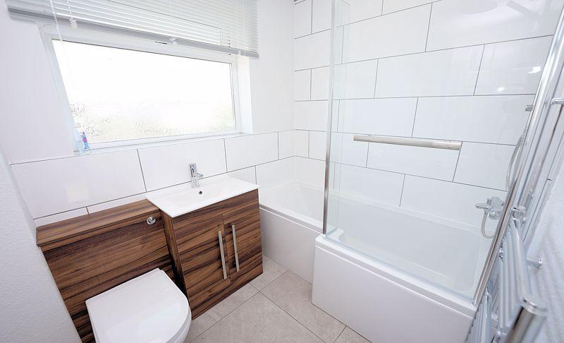 Superb new bathroom
