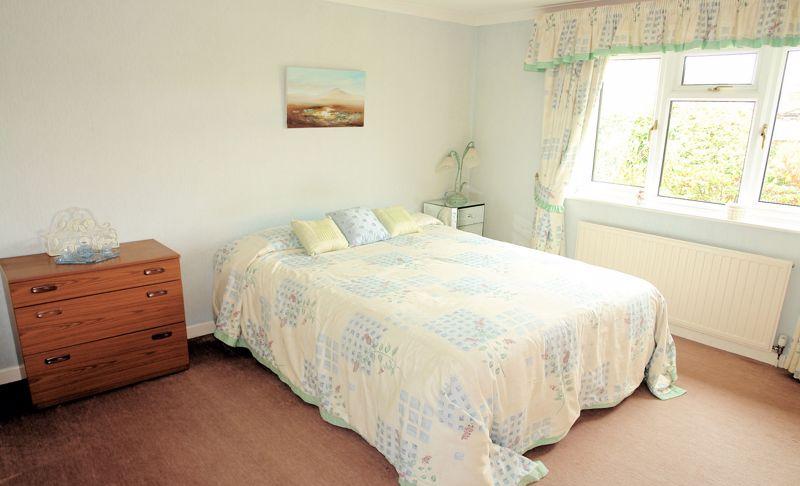 Good second bedroom