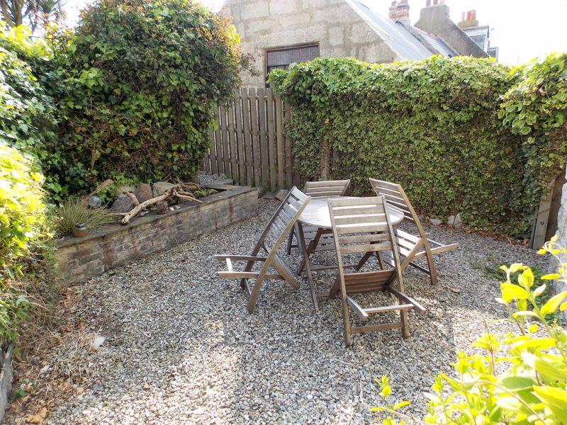 Cosy Garden Corner