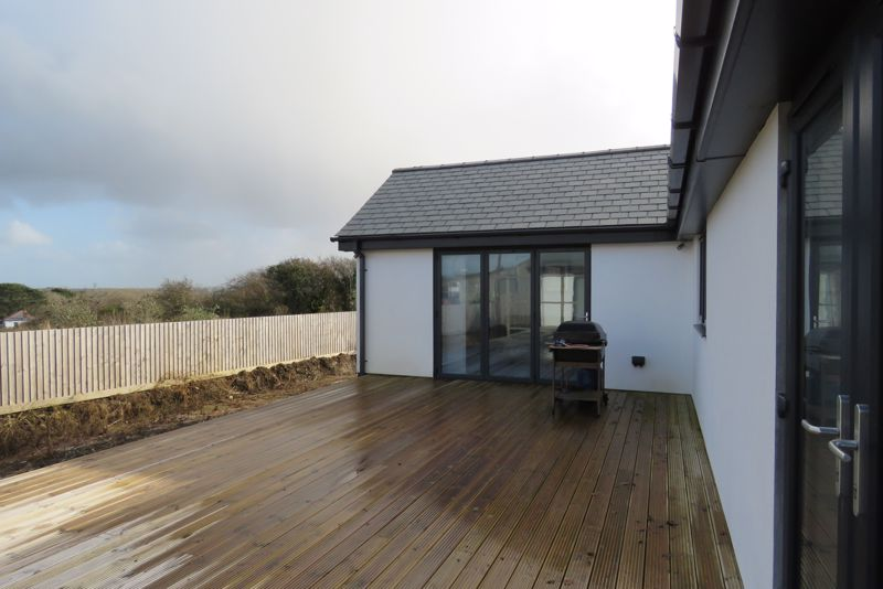 French Doors and Bi-Fold Doors To Deck