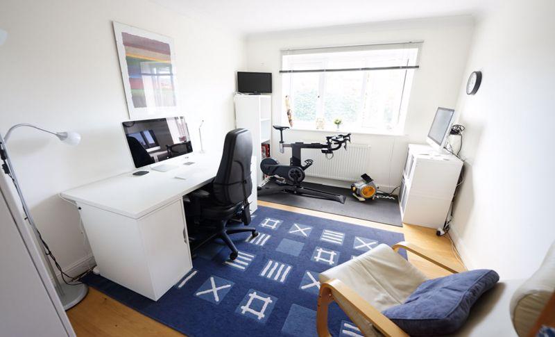 Study or double bedroom