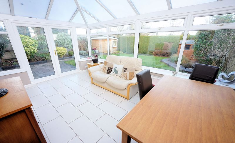 Conservatory - family room