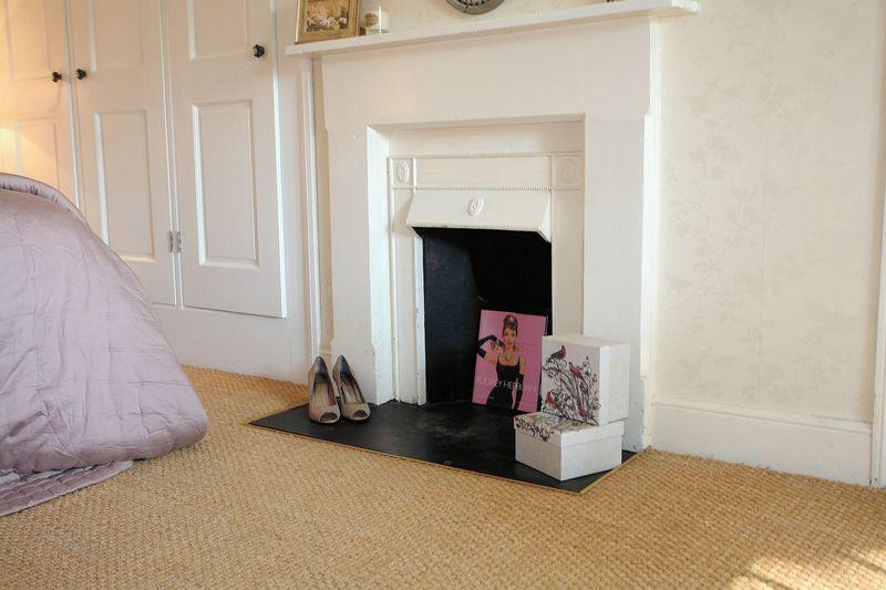 Original fireplaces