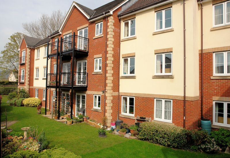 Garden level apartment