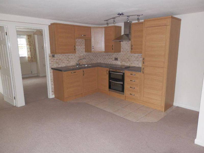 Apartment Two Kitchen