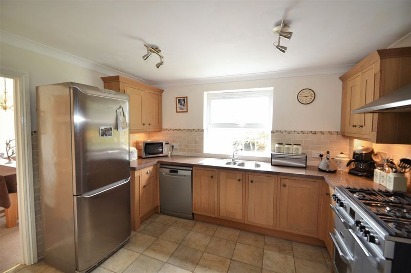 Kitchen of main property