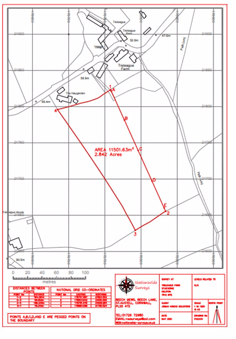 field outlined in red