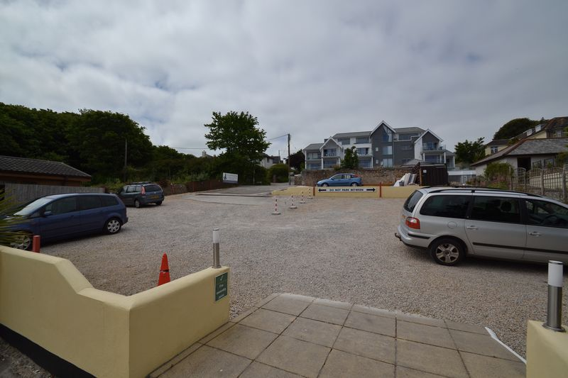 Rear Car Park / Development Site
