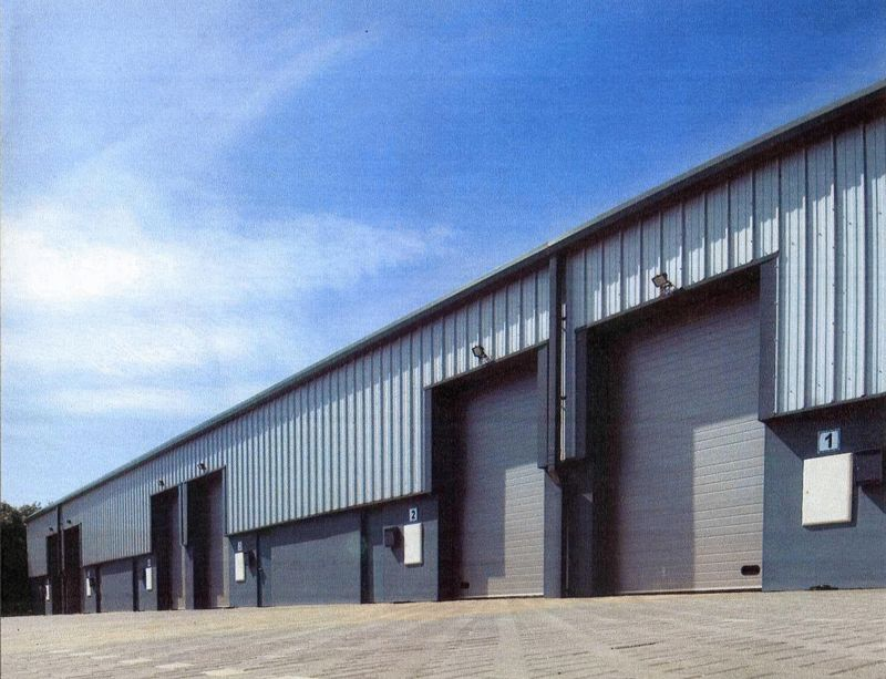 Middle Park Industrial Estate, Braddan