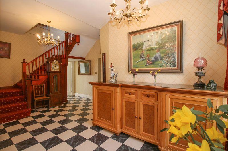 Ballachrink House, Glen Mooar Road