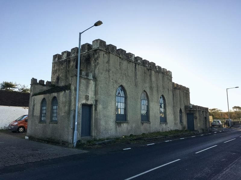 The Old Court House, Main Road, Kirk Michael