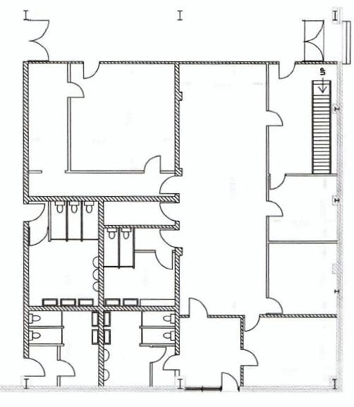 Ground Floor Office Plan