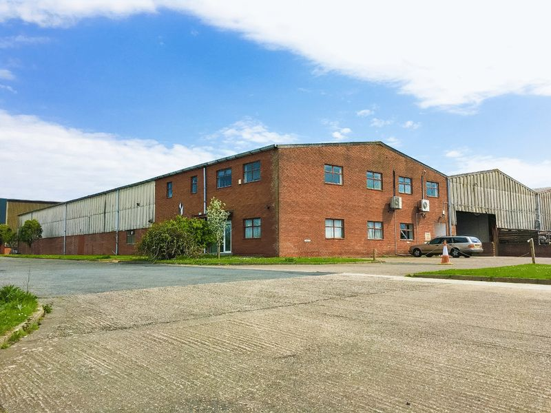 Ronaldsway Industrial Estate, Ballasalla