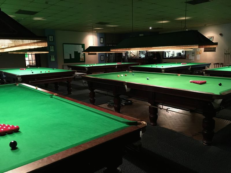 Douglas Snooker Club, Ballaquayle Road