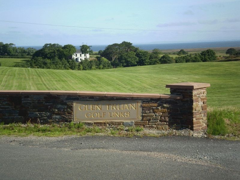 Glen Truan Golf Links, Lhen Road, Bride