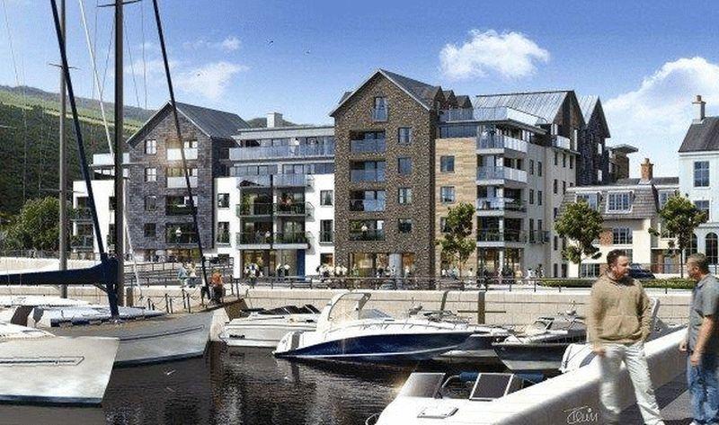 21 Quay West Apartments, Bridge Road