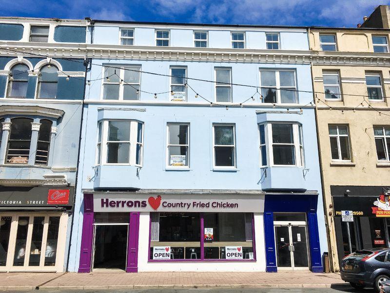 Victoria Street Business Centre, Douglas