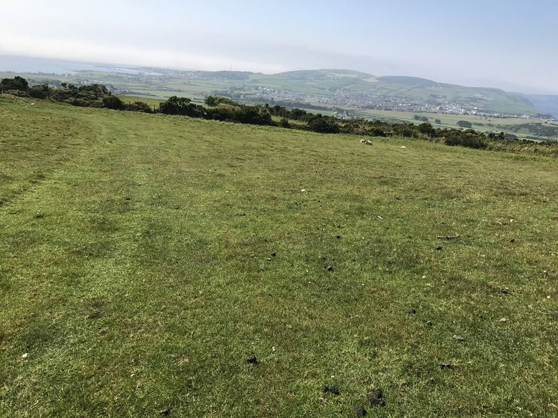 Approximately 36 Acres at Ballakillowey, Colby
